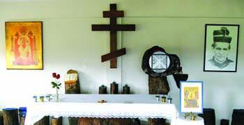 Capela do Mosteiro Menino Jesus