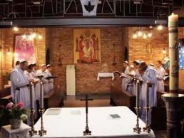 Irmãos no coro