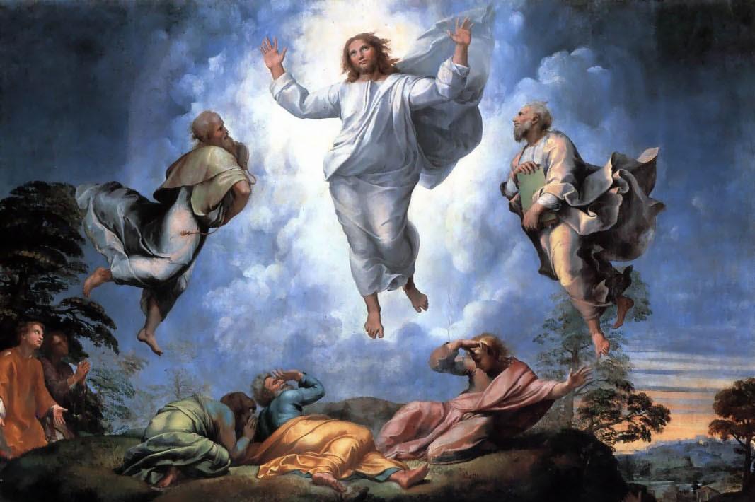 Transfiguration_Raphael2