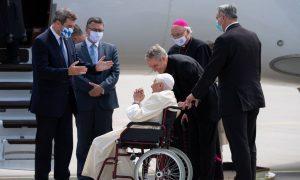 Papa Bento visitou seu irmão na Alemanha.