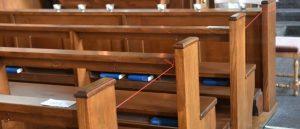 Hóstias nas Igrejas