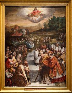 Quadro de Nossa Senhora das Neves